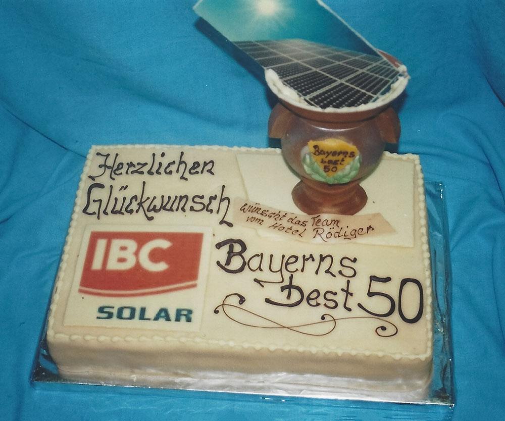 IBC SOLAR erhält den Bayerns Best SEO Award.