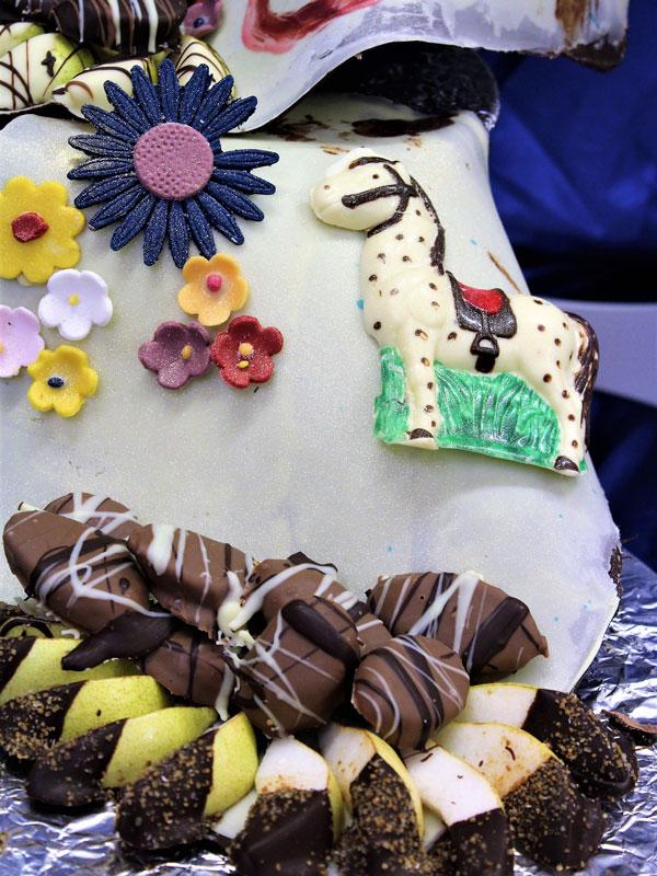 Eisbuffet -Referenzen des Cafe Besold in Weismain in der Fränkischen Schweiz