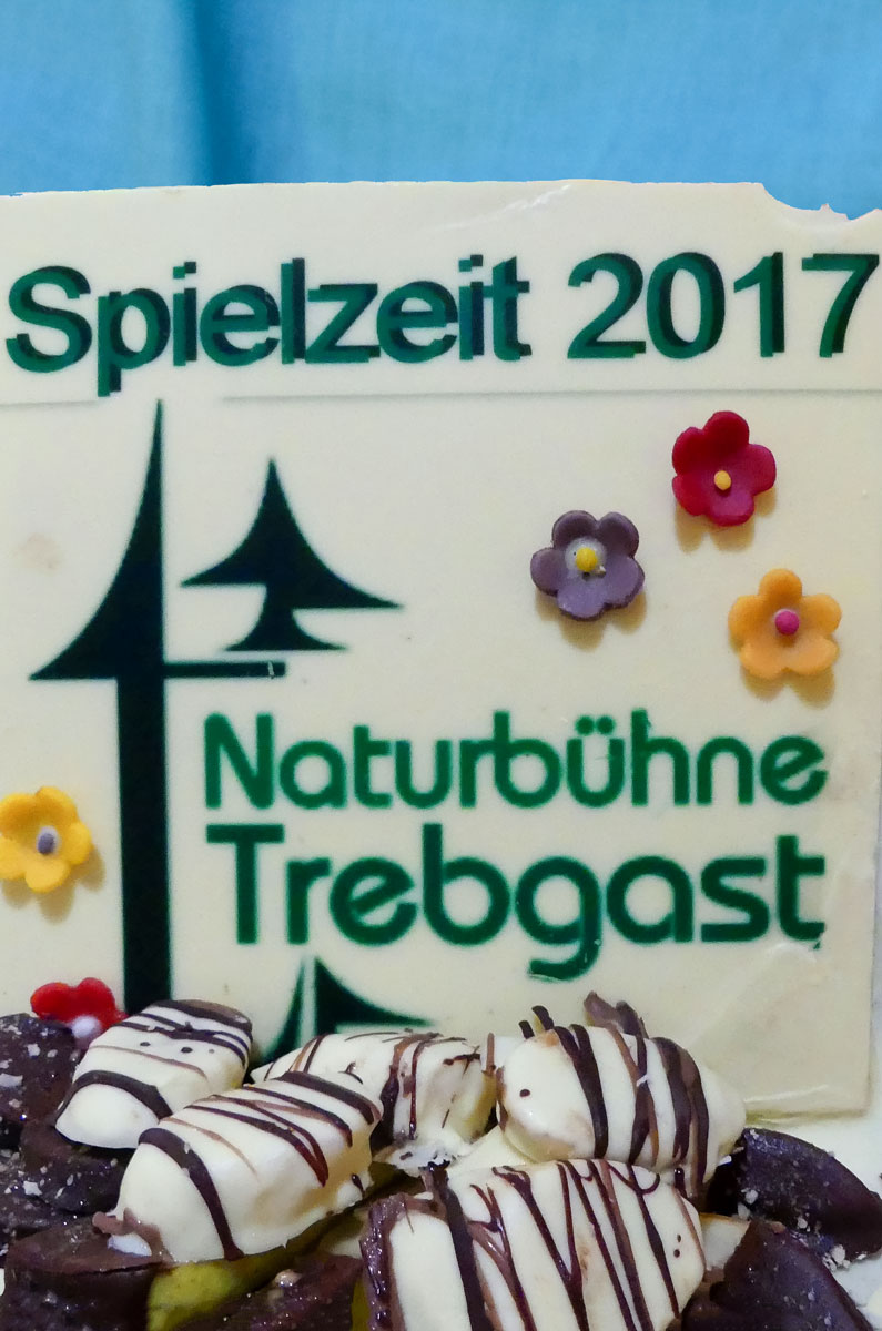 Firmenevent für die Natürbühne Trebgast - Cafe Besold in Weismain