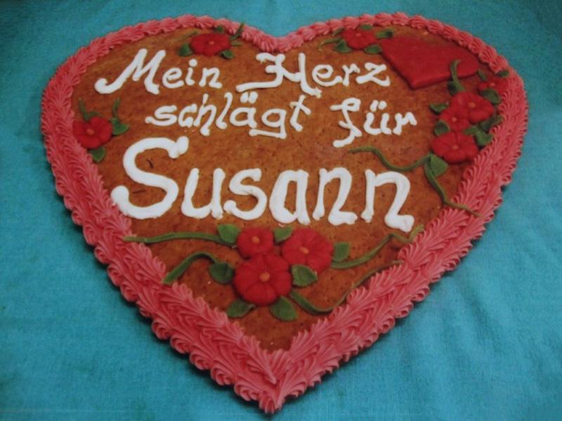 Susann Biedefeld - Referenzen des Cafe Besold in Weismain in der Fränkischen Schweiz