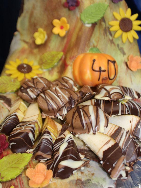 Eisbuffet - Referenzen des Cafe Besold in Weismain in der Fränkischen Schweiz